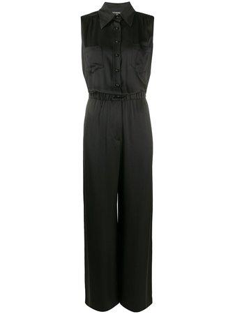 Chanel, wide-leg jumpsuit