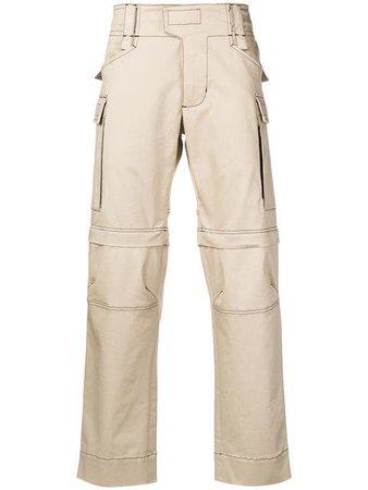 1017 ALYX 9SM Pantalon Droit à Poches Cargo - Farfetch