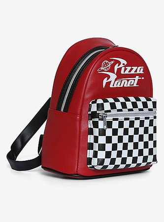 Loungefly Disney Pixar Toy Story Pizza Planet Mini Backpack