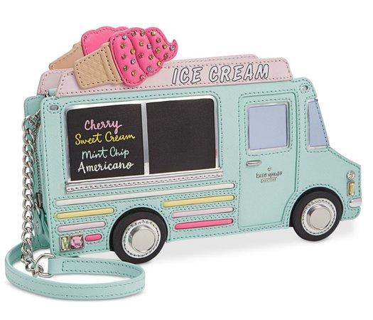 ice cream truck purse
