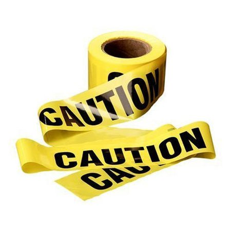 roll of caution tape