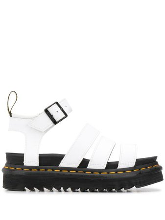 Dr. Martens Blaire 40mm Sandals - Farfetch
