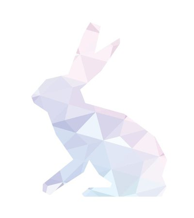 pastel rabbit - Google Search