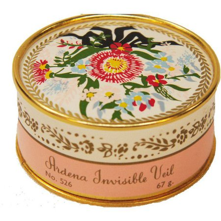 Vintage Cosmetics Elizabeth Arden Invisible Veil 1940s/50s   Vintage cosmetics, Vintage makeup, Vintage packaging