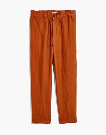 Tapered Huston Pull-On Crop Pants