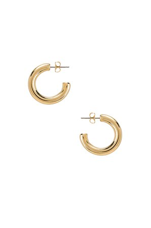 Harper Chunky Hoop Earrings