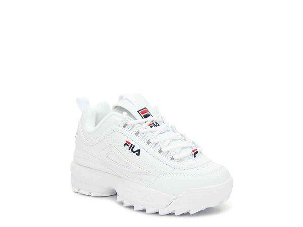 Fila Disruptor II Sneaker - Kids' Kids Shoes | DSW