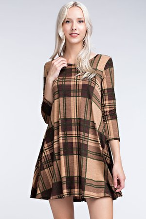 brown plaid clothes - Google Search