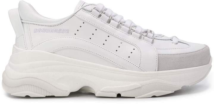 Low-Top Chunky Trainers