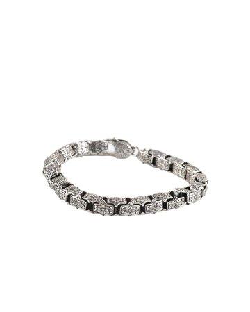 Konstantino Sterling Silver Chain Bracelet