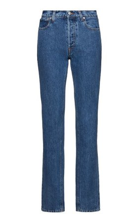 Flared Rigid Jeans By Magda Butrym | Moda Operandi
