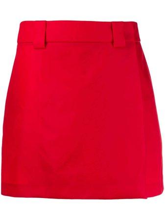 Prada mini a-line skirt £519 - Fast Global Shipping, Free Returns