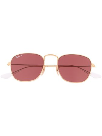 Ray-Ban Colour Tinted Sunglasses - Farfetch