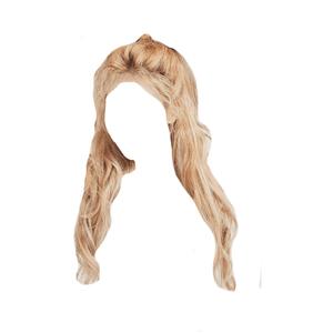 Blonde Hair PNG