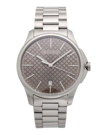 Gucci Wrist Watch - Men Gucci Wrist Watches online on YOOX United States - 58045390GV
