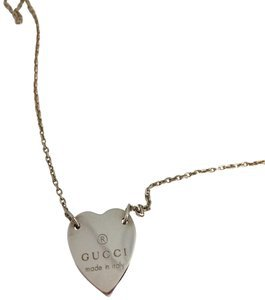gucci heart necklace - Google Search