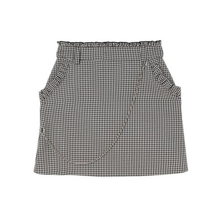 Plaid Skirt With Ruffles From BUBBLES ONLINE STORE