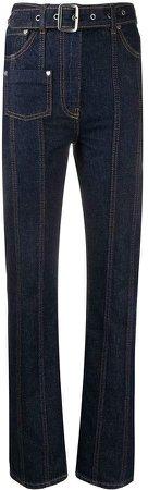Denim High Waisted Jeans