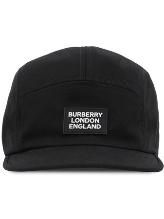 Burberry Logo Patch Baseball Cap Ss20 | Farfetch.com