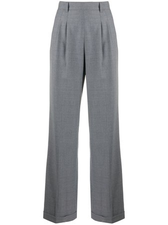 wide-leg trousers Farfetch