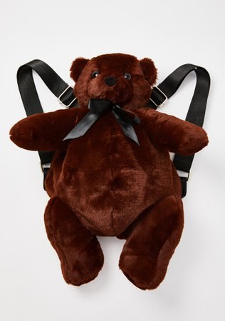 Delia's Big Teddy Backpack
