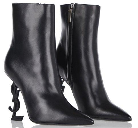 ysl boot