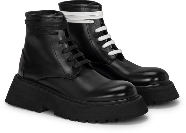 Micarro Lace-Up Boot