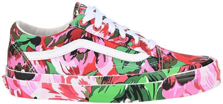 X Vans Old Skool Sneakers