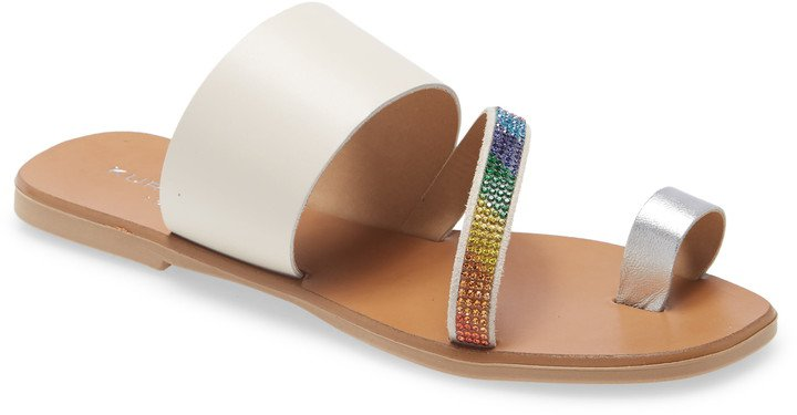 Dawn Rainbow Sandal