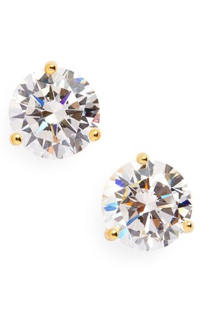 Nordstrom 3ct tw Cubic Zirconia Earrings | Nordstrom
