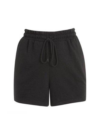 black boy shorts