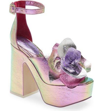 Candice Platform Sandal | Nordstrom
