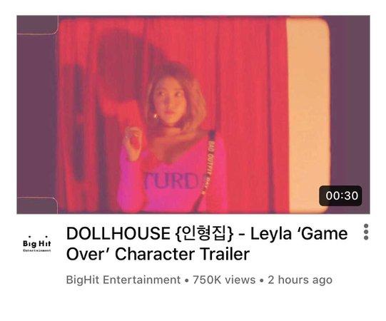 Leyla 'Game Over' Character Trailer