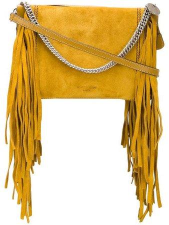 Givenchy Fringed Shoulder Bag - Farfetch
