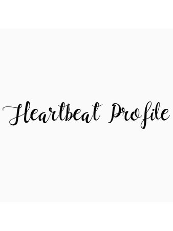 Heartbeat Profile