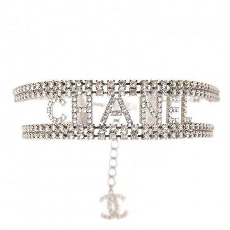Chanel choker
