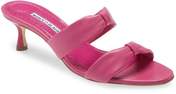 Pallera Slip-On Sandal