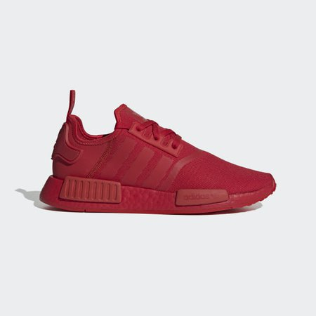 adidas NMD_R1 Shoes - Red | adidas US