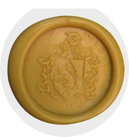 Hufflepuff Wax Seal