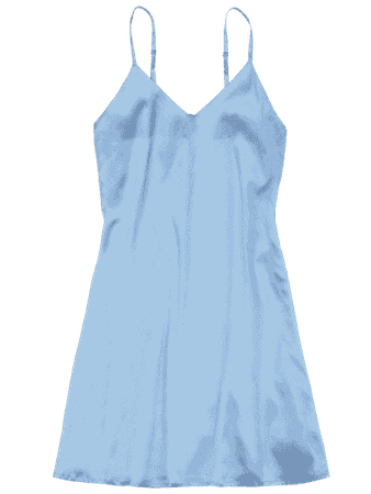 Cami Mini Summer Dress
