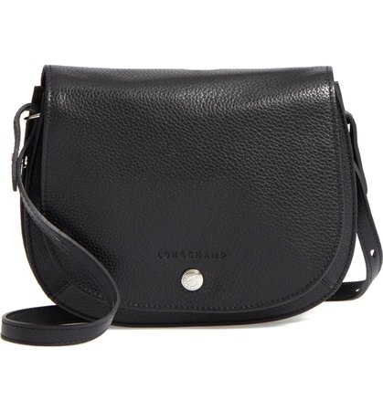 Longchamp Small Le Foulonne Leather Crossbody Bag   Nordstrom