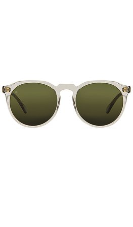 RAEN Remmy 52 in Fog Crystal & Bottle Green | REVOLVE