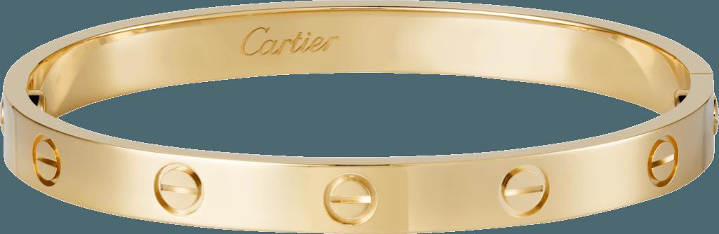 CRB6035517 - Bracelet LOVE - Or jaune - Cartier