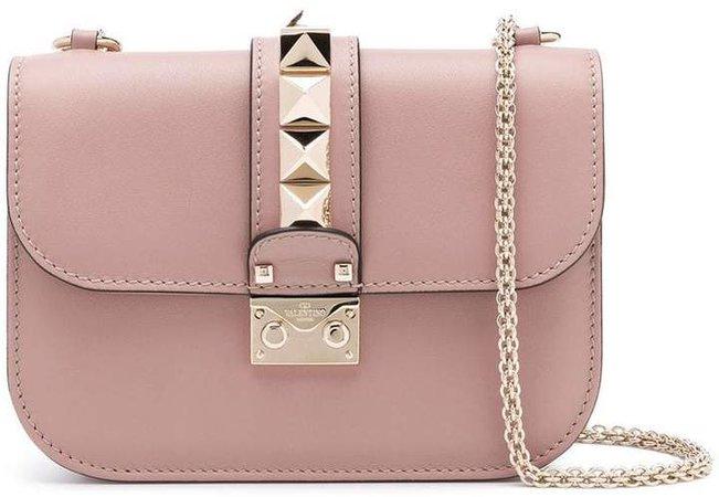 Glam Lock shoulder bag small