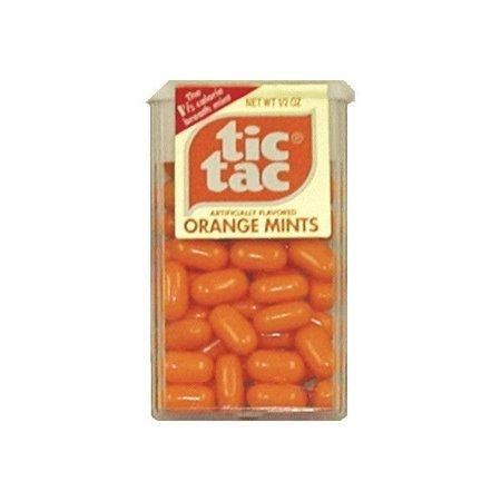 orange tic-tac