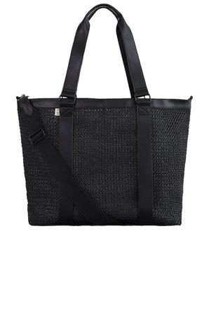 BEIS Naturals Tote in Black | REVOLVE
