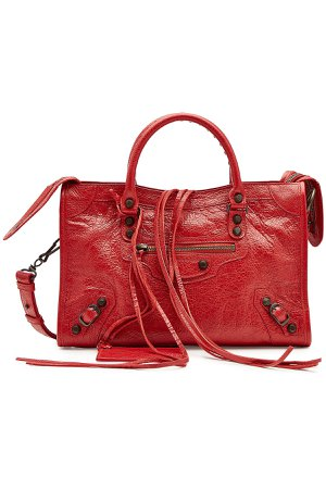 City Small Arena Leather Tote Gr. One Size
