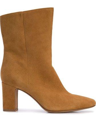 Tabitha Simmons LELA Ankle Boots LELA Yellow | Farfetch