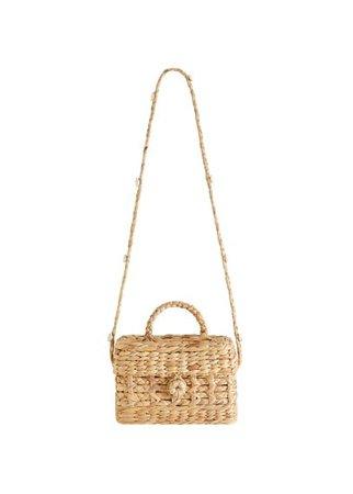 MANGO Handmade coffer bag