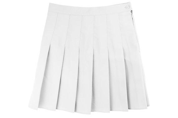 tennis skirt white pleated skirt american apparel grunge | Etsy